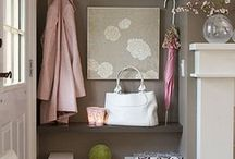 entryway / by Lindsey Macdonald