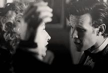 Doctor + River Song + Ponds / Doctor + River Song + Ponds  / by Myriam Roberts