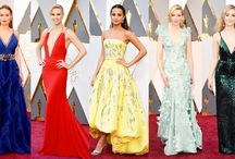 Red Carpet Glamour / The best looks from the Red Carpets all over the globe.