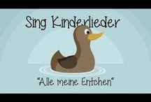 Almanca şarkılar