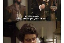 Blackadder & Monty Python