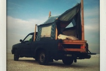 Truck Camping / by Keith Covington
