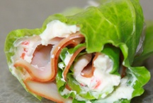 Salads and Wraps / by Tiffany V