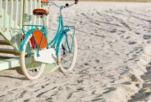 Beach Cruiser / I want one. I want one. I want one.  Quality Beach Cruisers for women without girly stickers all over are hard to find. / by that one kid