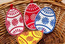 Velikonoční dekorace, návody / Velikonoční dekorace, návody velikonoce, jarní dekorace, easter decorations,