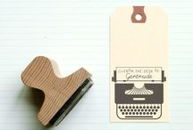 Stationery Love / by Stephanie Wong