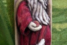 wood/other Carving / by Peggy Ash