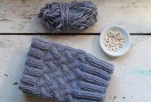 Knitting akcesories