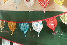 Bunting Flag Ideas - Adeline