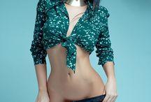 Angelina Petrova - Ангелина Петрова / Angelina Petrova, Model, Russia, Ukraine