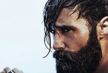 Guys wit Beards / Research into the current guys with beards trend storming the uk and usa