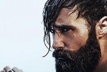 Amazing beard(s)