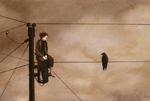 Constant Escapism / Go! run...runaway. / by I pity the violins