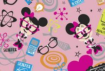 Mickey/Minnie Room Ideas / by Heidi Meinecke-Smith
