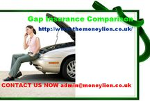 Gap Insurance Comparison