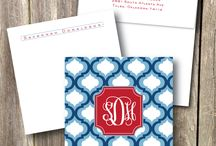 My Monogram / The ultimate in personalization