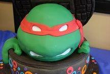 Max's 6th Birthday Teenage Mutant Ninja Turtles