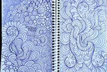 Drawings,Mandal,Art