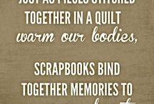 Scrapoholics - Quotes / Scrapbooking Qotes, Titles and Journaling Ideas. NO PIN LIMITS...Re-PIN as many as you wish!