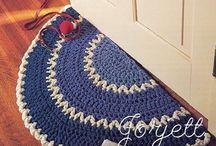tappeti crochet