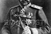 Русско-японская война. Российские военачальники / Портреты