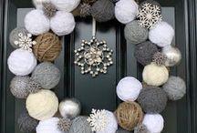 Christmas Decorations / by Jenny M
