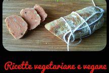 Vegetariano e vegano