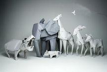Origami/kirigami/Tangran