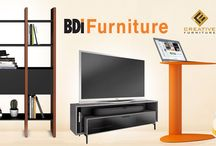 Furniture by BDI at Creative Furniture Store / In BDi, you will find a collection of furniture pieces that are unique, functional and great looking.
