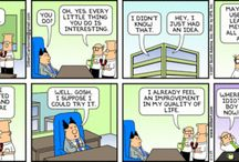 Dilbert / by Brian