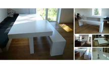 Furniture / Furniture designed and built by F31