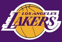 LA Lakers / by Nancy Guzman
