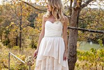 Wedding Ideas / Even though i do not plan on getting married any time soon, i love weddings and looking up cute ideas / by Grace