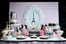 Birthday party 18 Paris