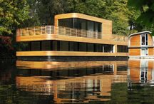 house boat ideas