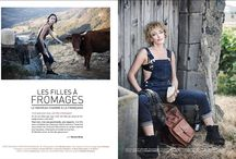 ★ Press Brigade Mondaine for BOMBANCE Magazine ★