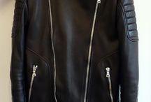 leather jacket / Leather Jacket | Menswear | Mensstyle | Mensfashion