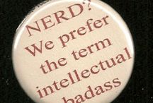 That's me....Nerd <3 / by Alicia Wilson