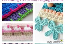 Crochet Edgings