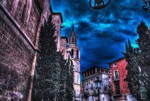 Llocs per visitar a la Ruta del Xató  / Fotografies de llocs per visitar al territori de la Ruta del Xató, a les poblacions del Vendrell, Sitges, Vilafranca del Penedès, Vilanova i la Geltrú i Calafell