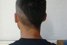 Miesten/poikien hiukset