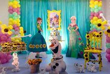 Festa Frozen Fever