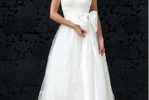 Bröllopsklänning <3