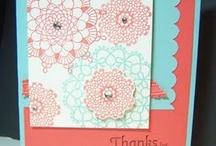 cards I like / by Donna Billig
