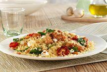 Mediterranean Chicken & Couscous Recipe