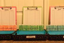 4th grade organization / by Mariah Kendrick