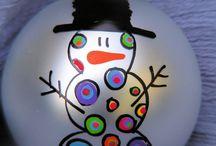 Snowmen!!!! / by Ashley Curry