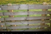 fences recycled