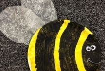 thema klas: bijen