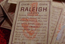 Vintage Tickets & Coupons